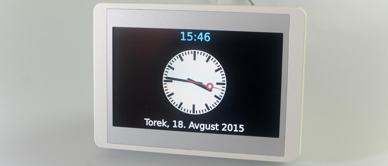 TIK2 terminal registracija delovnega časa