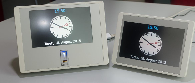 mali in veliki tik registrator